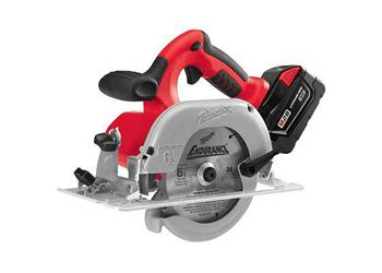 0730-22 - M28™  CIRC SAW KIT W/2 BAT