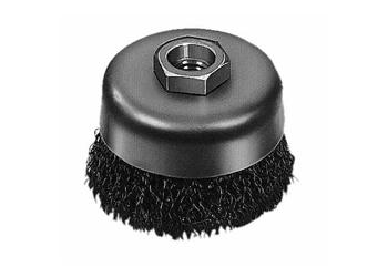48-52-1600 - BRUSH 6in. CRIMPED WIRE CUP