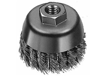 48-52-1650 - BRUSH 6in. KNOTTED CUP