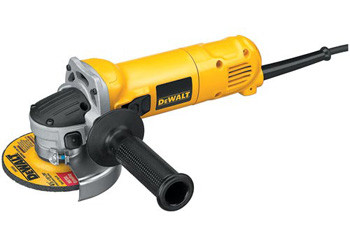 D28110 - 4 1/2in. Small Angle Grinder w/Slide
