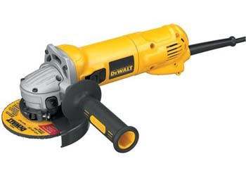 D28112 - 4 1/2in. Small Angle Grinder w/Slide