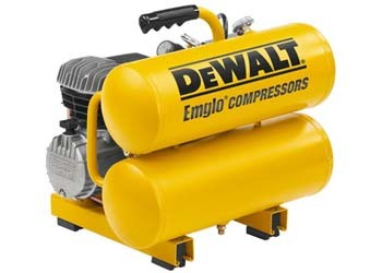 D55153 - 2 HP Elec 4 Gal Hand Carry Twin Tanks