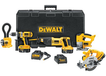 DC5KITVD - Heavy-Duty XRP™ 18V Cordless Combo Kit