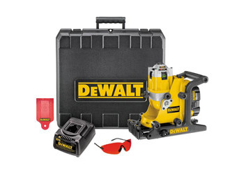 DW073K - Heavy-Duty 18V Cordless Rotary Laser Kit