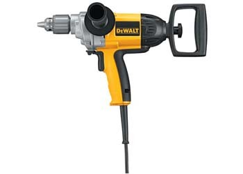 DW130V - 1/2in. VSR 550 rpm/rev Spade Handle Drill 9.0 amp