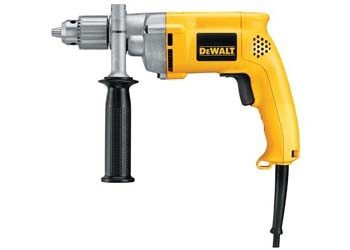 DW235G - 1/2in. 0-850 rpm VSR Drill 3 wire plug 7.8 amp