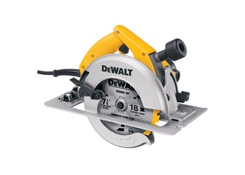 DW364 - 7-1/4in. Rear Pivot Circular Saw w/ Electric Brake