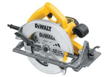 DW368 - 7-1/4in. Light Weight Circular Saw